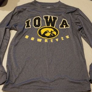 Tops - Iowa Hawkeye Long Sleeve Shirt